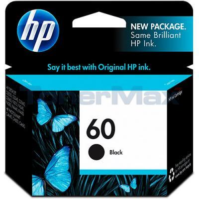 HP DESKJET D2530 NO 60 INK BLACK